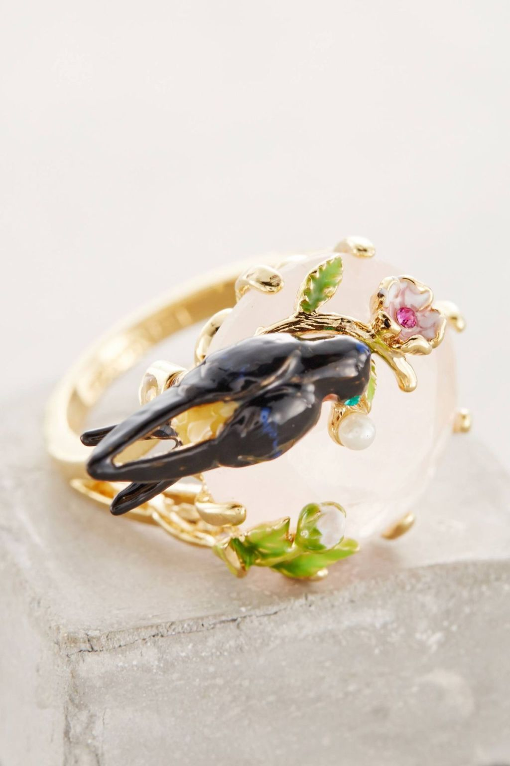 Aves Ring by Les Nereides
