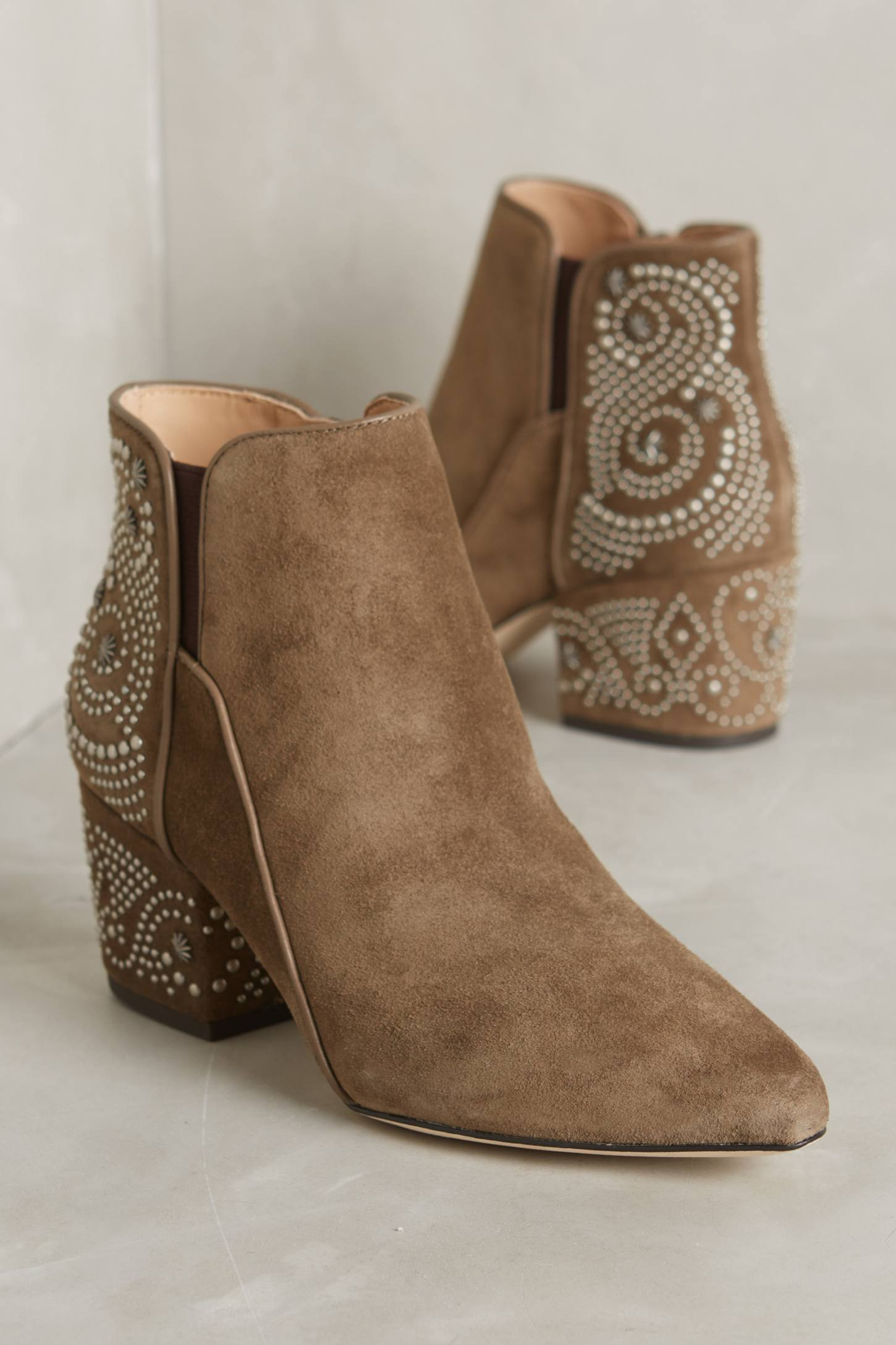 Cynn Booties by Belle by Sigerson Morrison