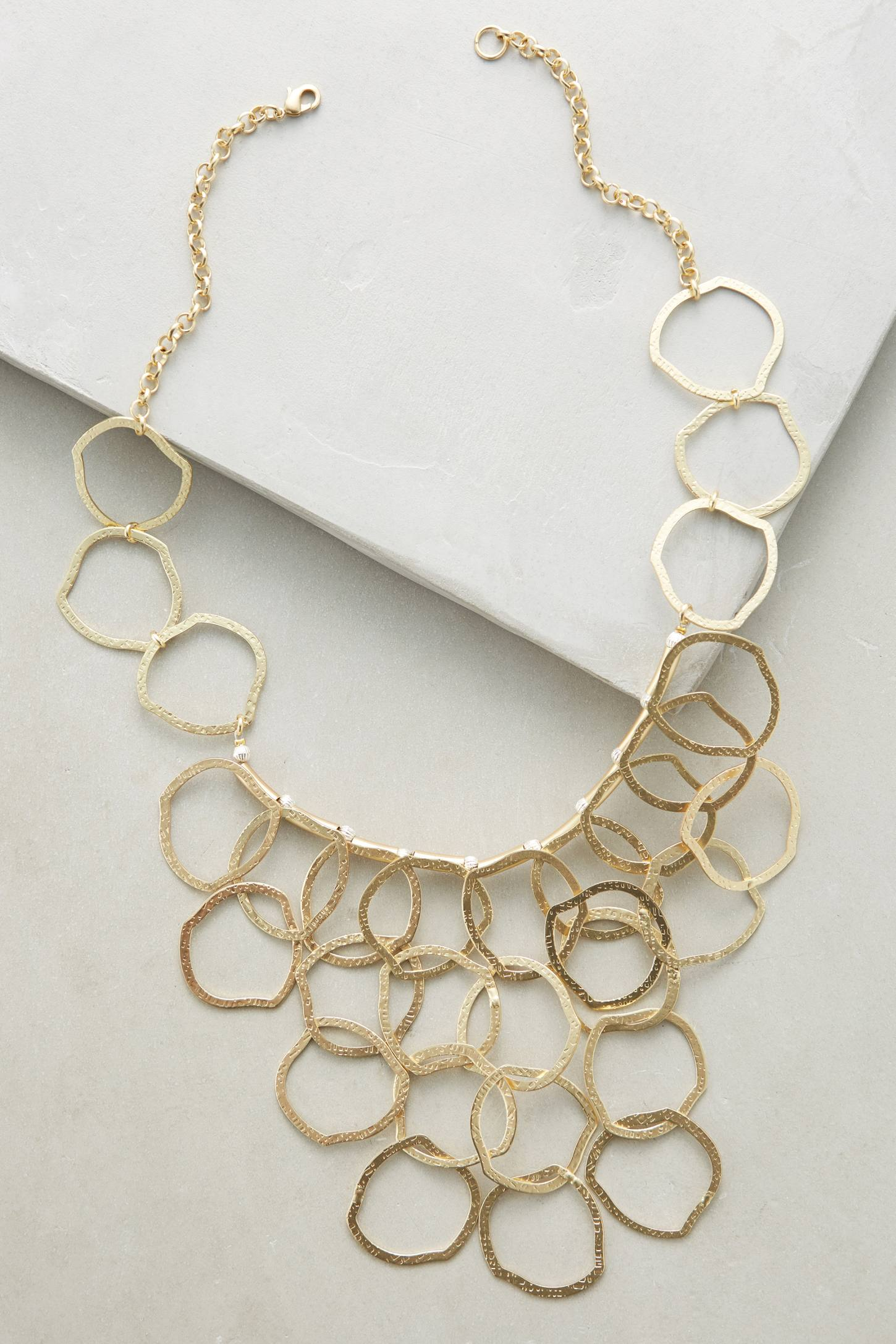Stone Harbor Bib Necklace